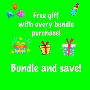 🔥🔥 Bundle and save!!